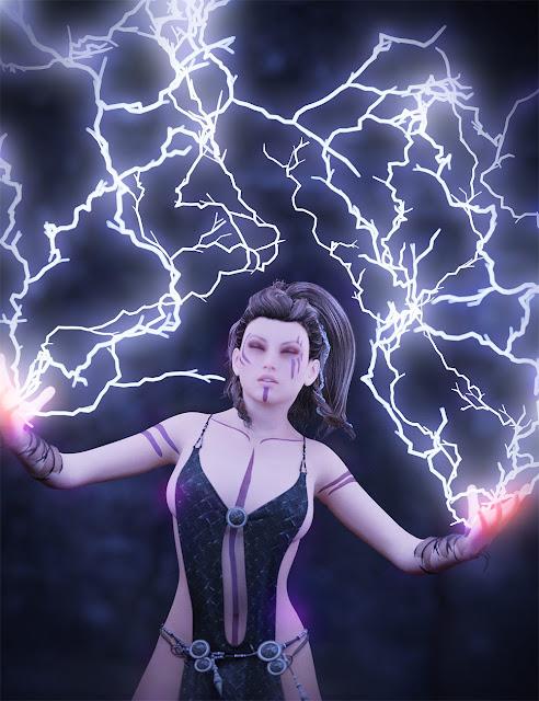 Orestes Electromancy for Iray