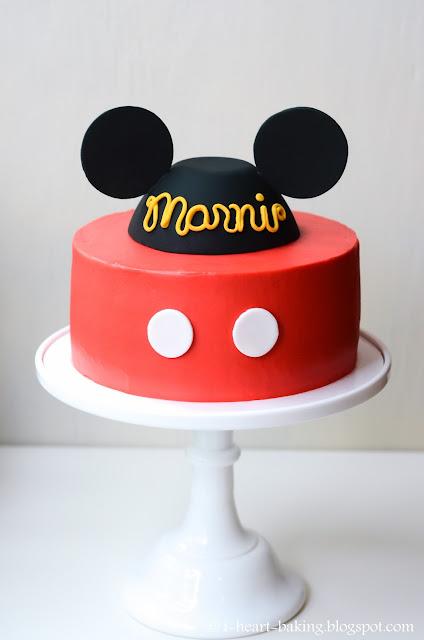 Disneyland Birthday Cake Hat