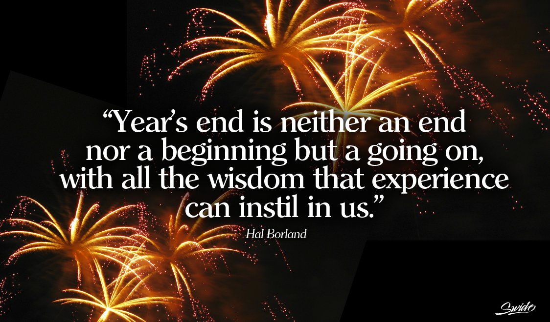 quote of the day for new years eve 31 december 2017
