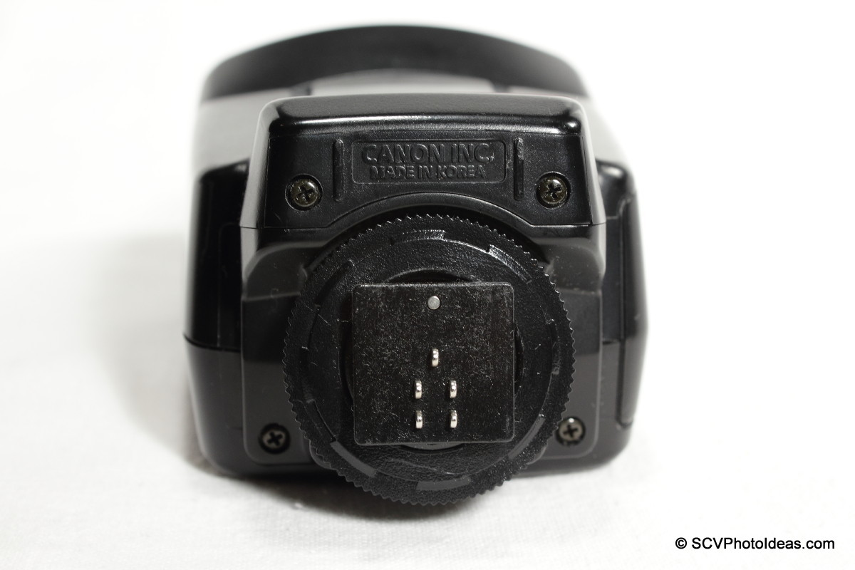 Canon Speedlite 420EX flash Mounting Foot