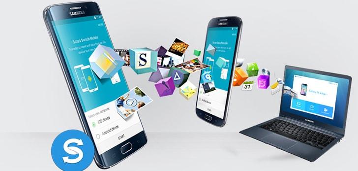 Aplikasi untuk Memindahkan Data antar Perangkat Seluler