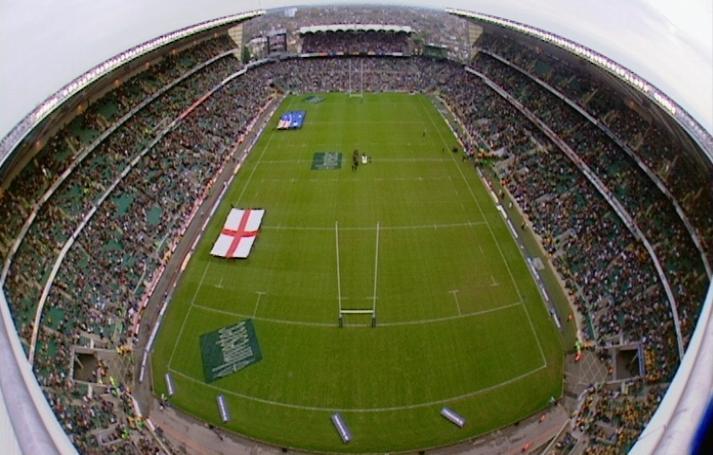HOME OF SPORTS: rugby stadium twickenham