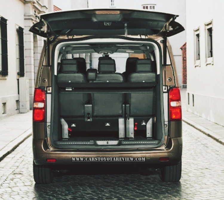 Toyota Proace Review For Verso