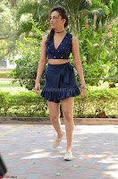 Seerat Kapoor Stunning Cute Beauty in Mini Skirt  Polka Dop Choli Top ~  Exclusive Galleries 078.jpg