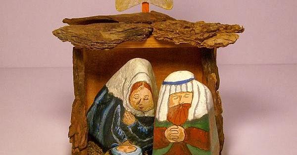 Painting Rock Amp Stone Animals Nativity Sets Amp More Diy