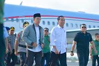 Presiden Jokowi Kembali Kunjungi Korban Gempa Lombok, Rencana Bermalam di KLU