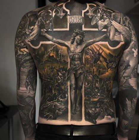 christian Tattoos For Men