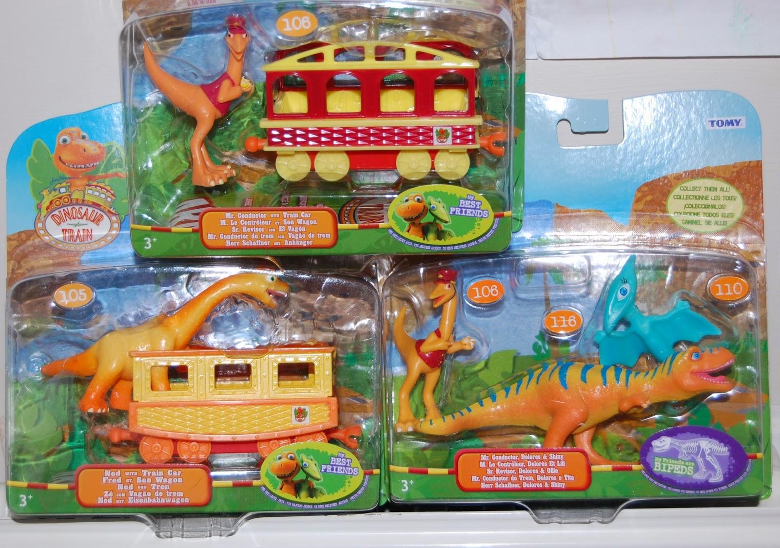 Dinosaur Train Toys : Dinosaur train fun my three and me