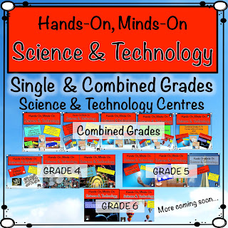 Photo of Hands On Minds On Science and Technology Centers @teachingisgift