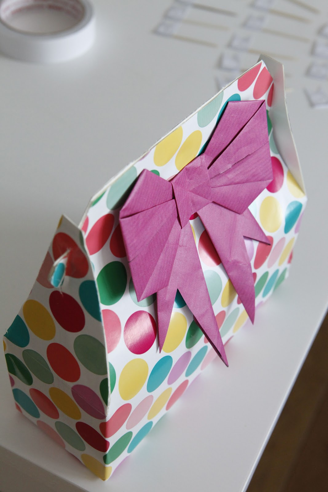 Indispensable Lady: Homemade Birthday Gift