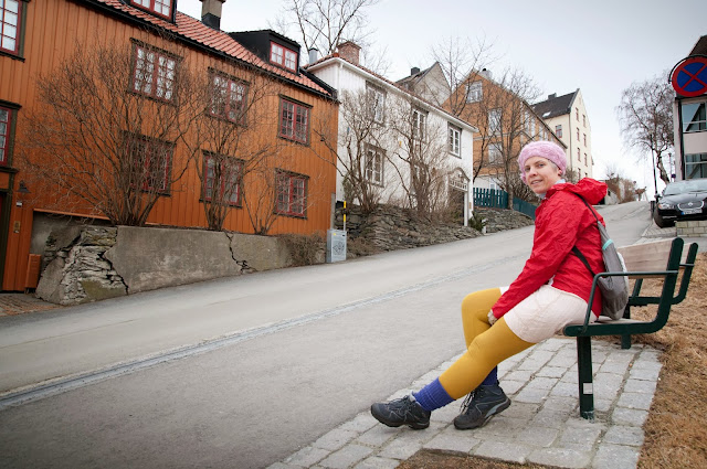 Trampe; Trondheim, Norvegia