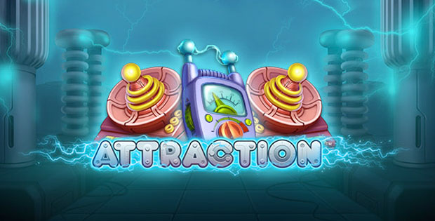Attraction video slot by NetEnt