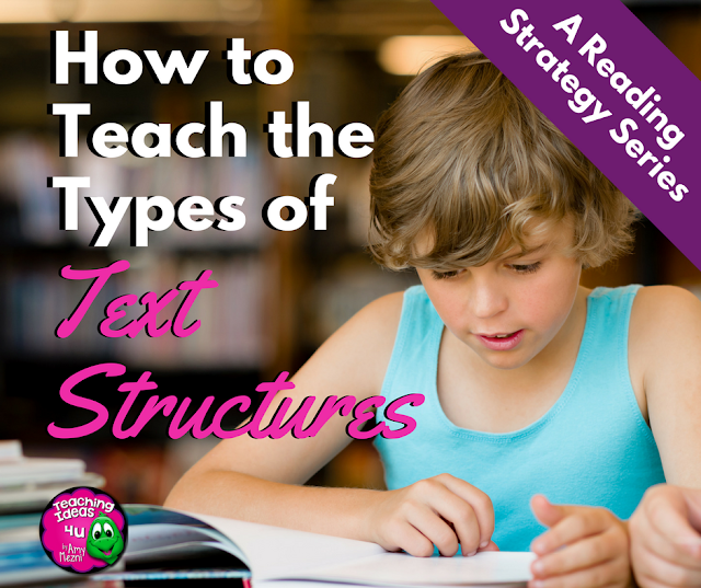 Learn best practices for teaching nonfiction text structures to students. Blog post includes a variety of lesson ideas as well as mentor texts.