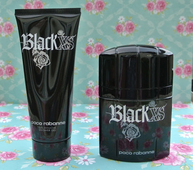 paco rabanne black xs his