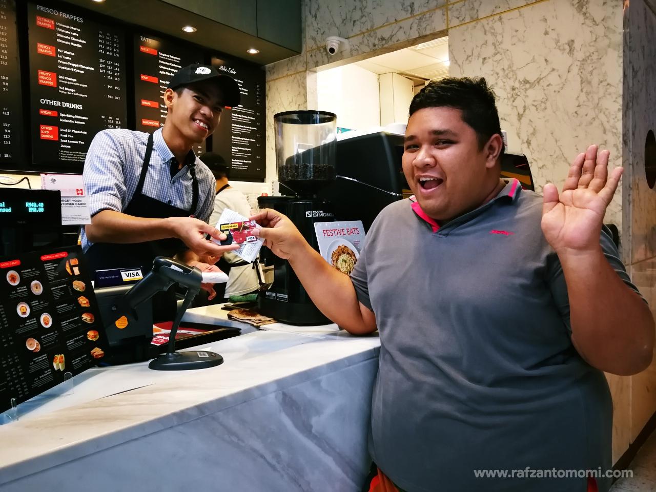 """Minum Kopi Di SF Coffee Dan Sertai """"WAVE2WIN"""""""