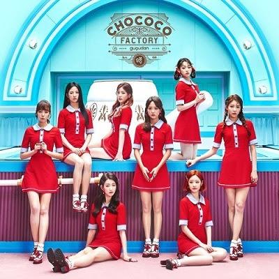 gugudan – 1st Single 'Chococo Factory' MP3