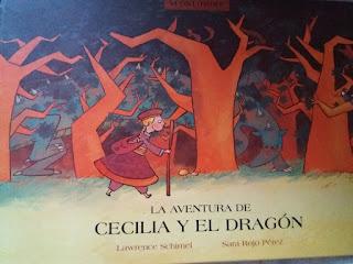 cecilia y el dragón