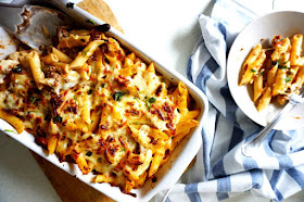 http://www.hungryforgoodies.com/2017/05/cheesy-pasta-casserole-pasta-bake.html