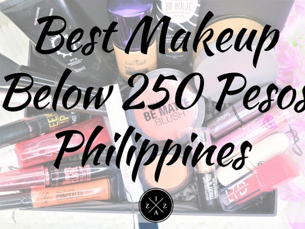 Best Makeup Below 250 Pesos Philippines | IzzaGlino