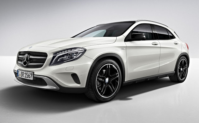 Mercedes-Benz To Assemble GLA In India