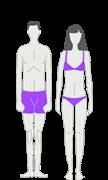 Ectomorph body | www.thefittestblogger.com