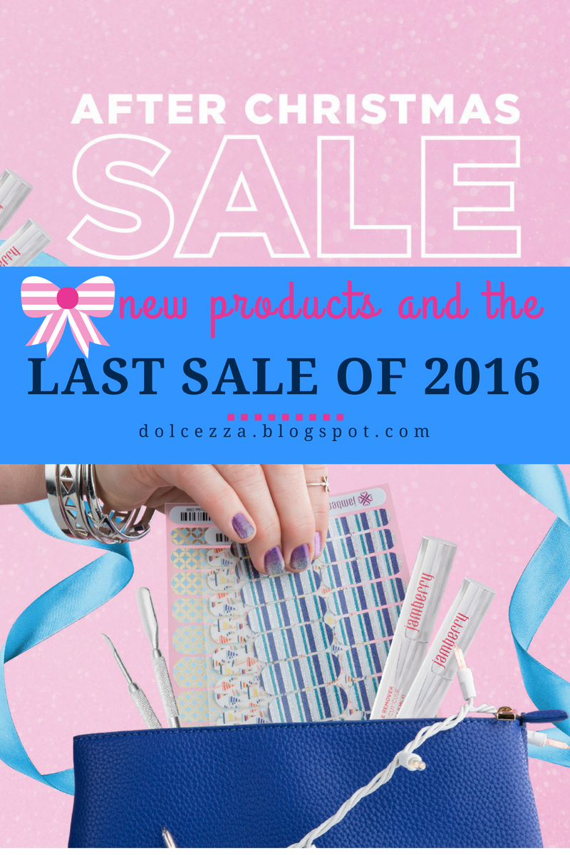 Design dolcezza new products and an after christmas boxing day sale