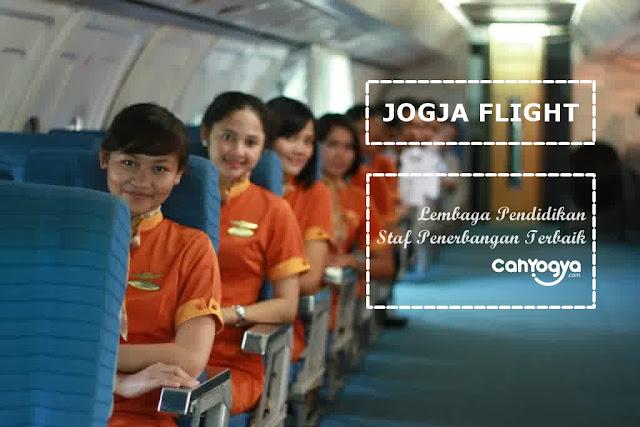 Jogja Flight Sekolah Pramugari Berlisensi di Indonesia