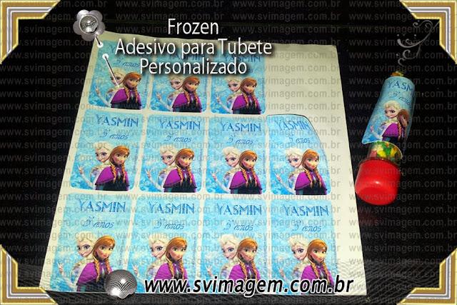 #svimagem #frozen #tubete #frio #congelante