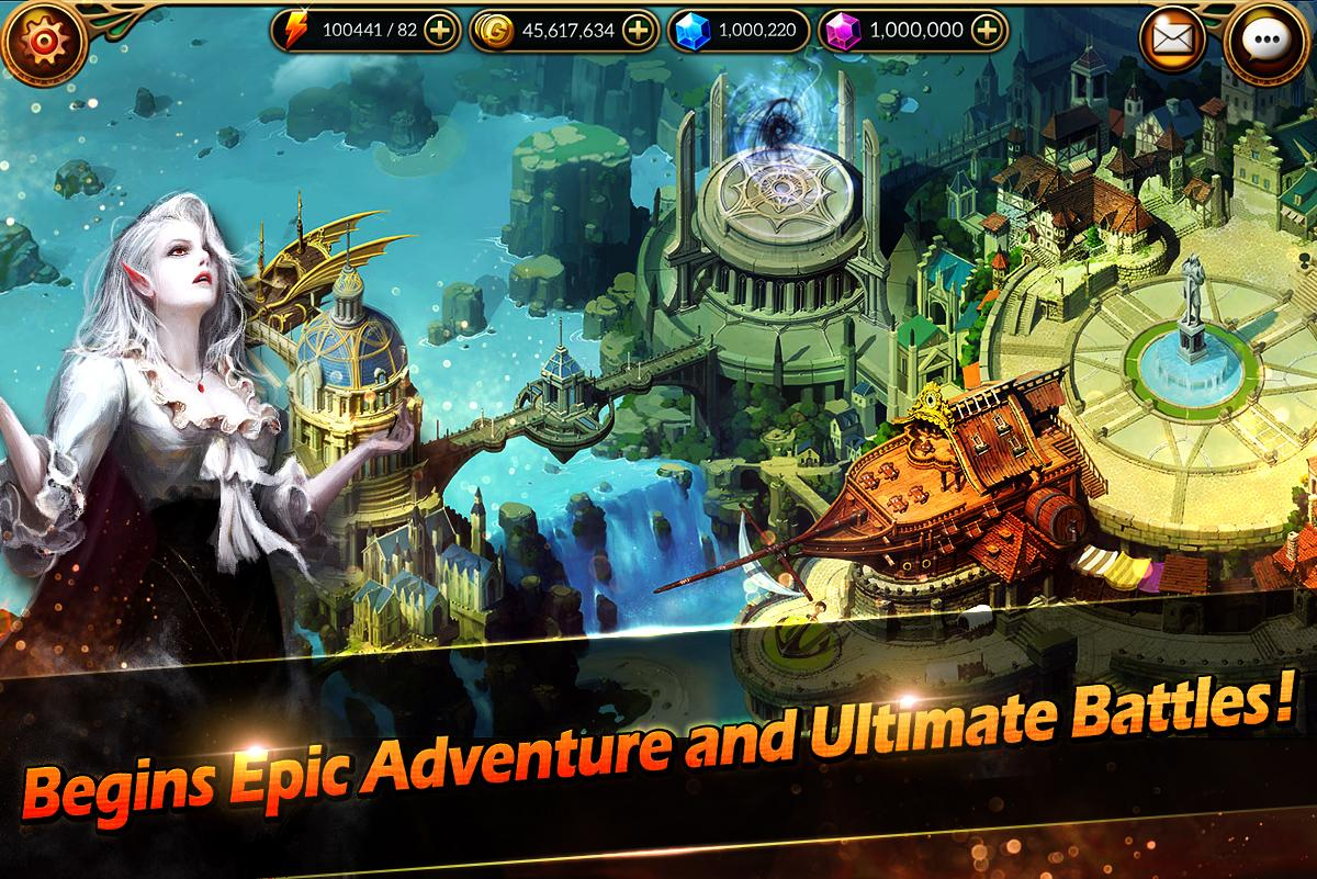 MonsterCry Eternal MOD APK