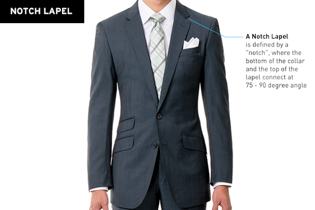 Notch Lapel