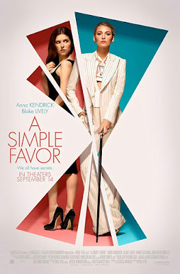 Sinopsis A Simple Favor (2018)