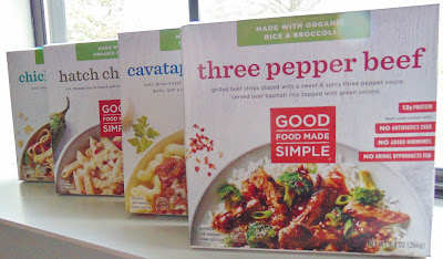 Good Food Made Simple prize #giveaway #ad