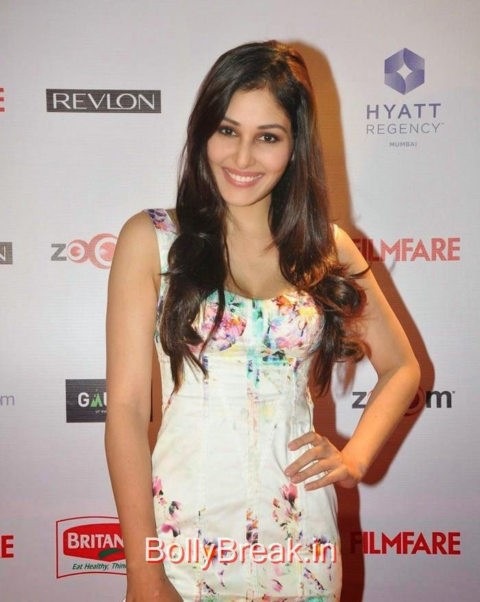 Pooja Chopra, 60th Britannia Filmfare Awards pre-awards Party 2015 Red Carpet Pics