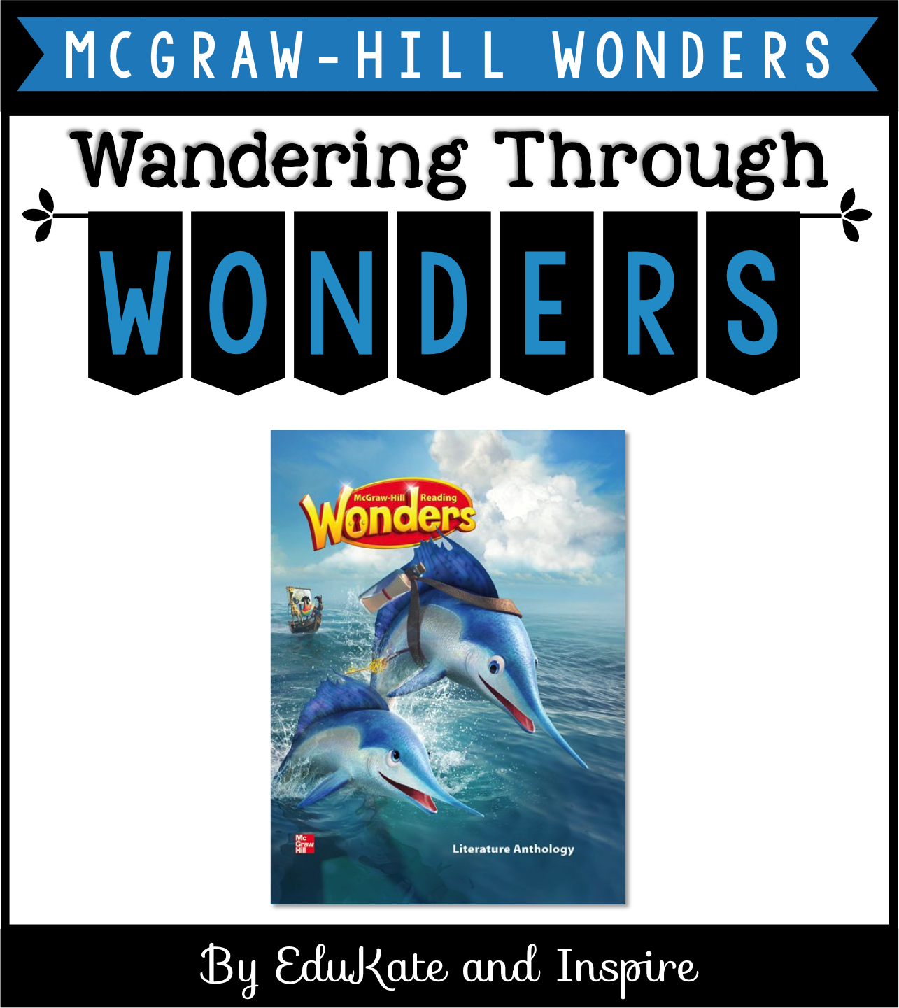 Wandering Through Wonders Mcgraw Hill Wonders Second