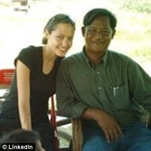Aid worker claims Angelina Jolie adopted son Maddox using false information
