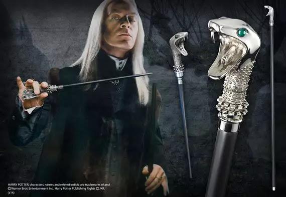 Varita de Lucius Malfoy