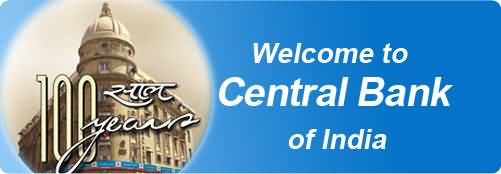 Central Bank of India Job Opening