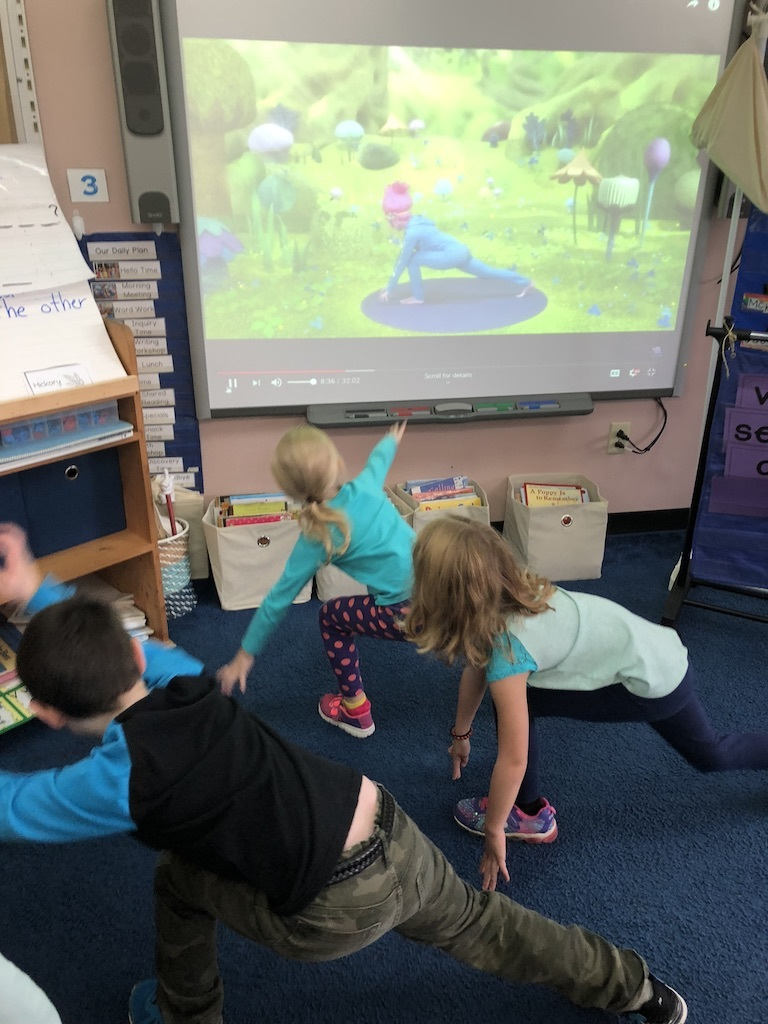 Morning Work Choices in a Discovery Learning Classroom