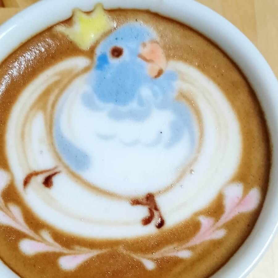14-Mr-Kuu-Coffee-Food-Art-Animal-Art-www-designstack-co