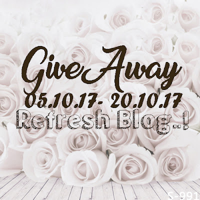 http://www.shalimaryusof.com/2017/10/giveaway-refresh-blog.html