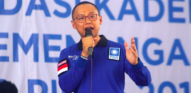 PAN Komentari Curhat Prabowo Kekurangan Dana Kampanye, Minta Sumbangan Rakyat
