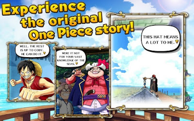 Download Game One Piece Treasure Cruise MOD Unlimited v6.0.1 Apk Android Terbaru