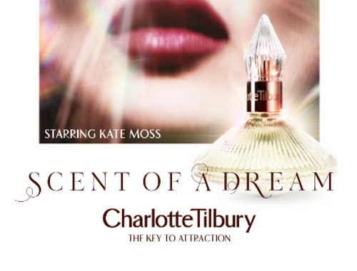 Charlotte Tilbury Free Scent of a Dream Perfume Sample