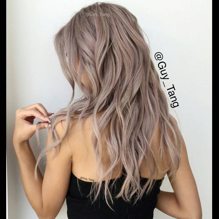 Obsessed with Metallic Hair Colors!!! - The HairCut Web