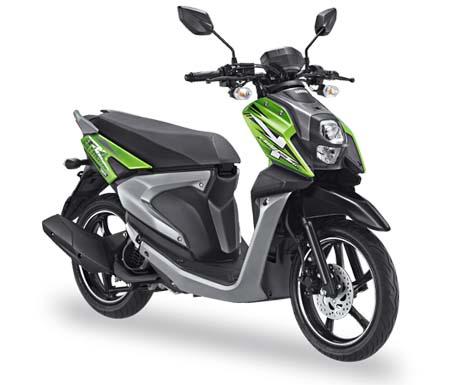 Harga All New Yamaha X-Ride 125 Terbaru