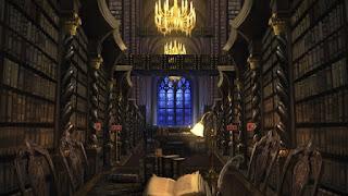 La Biblioteca di Hogwarts
