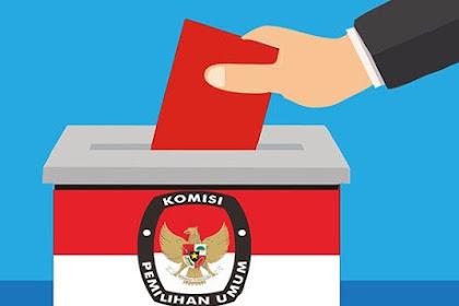23 Pengertian Singkatan Dalam Pemilu Seperti KPU dan KPPS