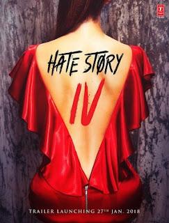 Hate Story 4 (2018) Hindi Movie 720p HDRip – 990MB