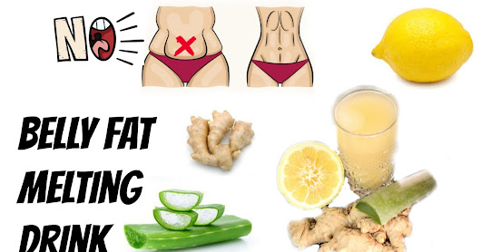 Belly Fat Burner & Body Cleanse Drink
