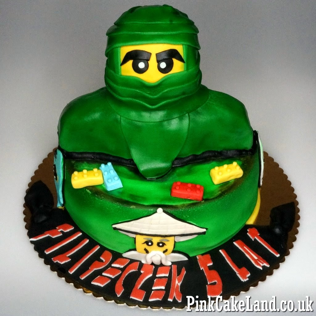 Ninjago Bday Cake in London